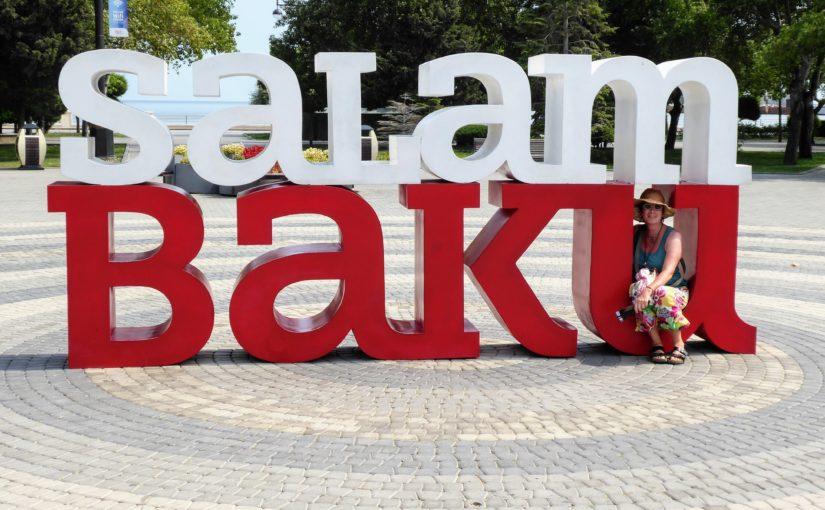 Aserbaidschan: Baku