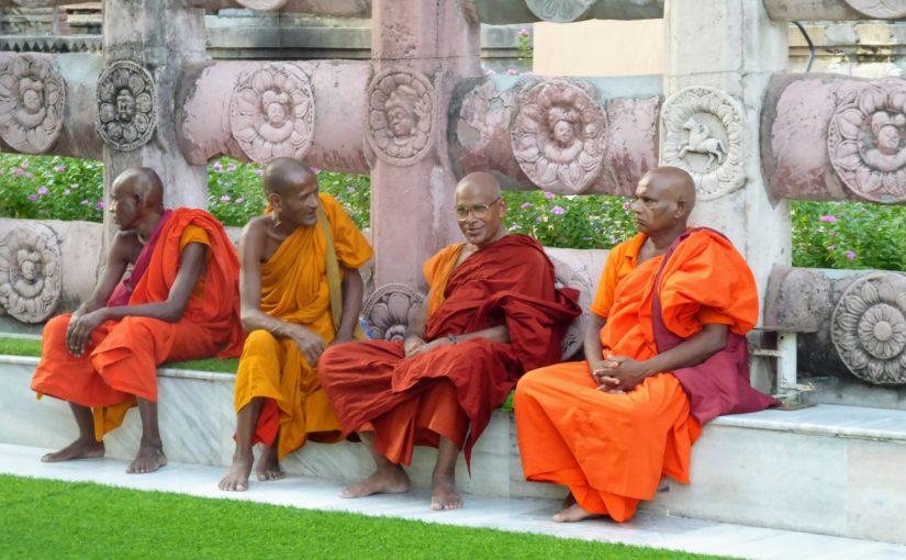Bodhgaya, Buddhastadt
